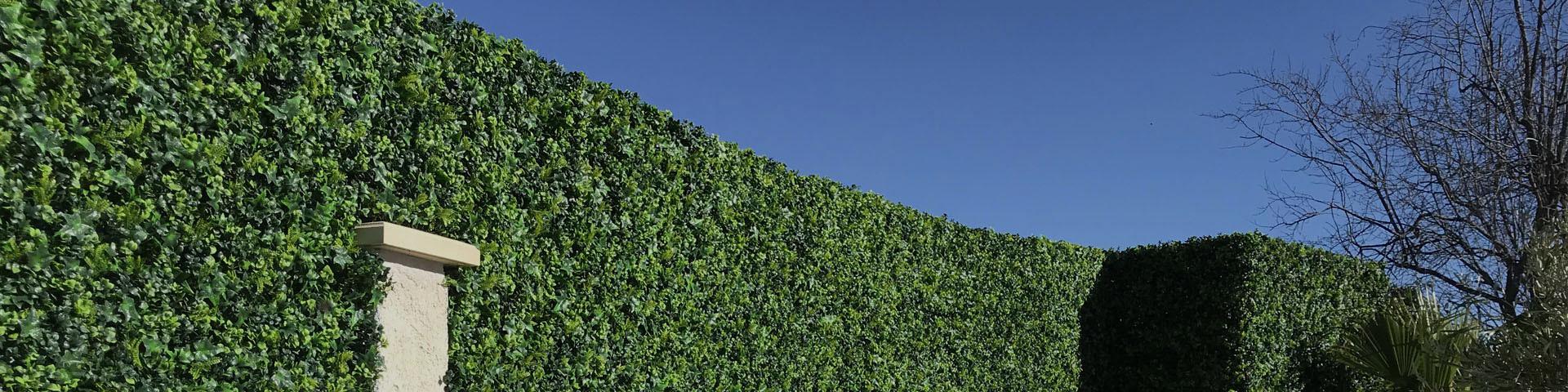 Feuillage Artificiel - France Green - Buis - Laurier Cerise - Lentisc
